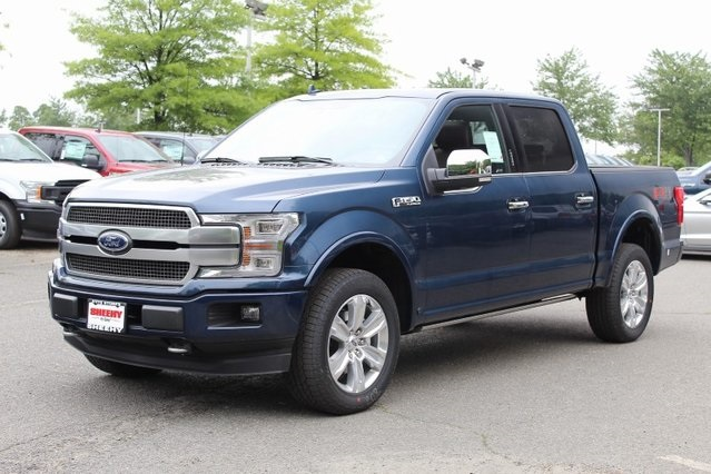 2019 F-150 SuperCrew Cab 4x4,  Pickup #GB77704 - photo 4