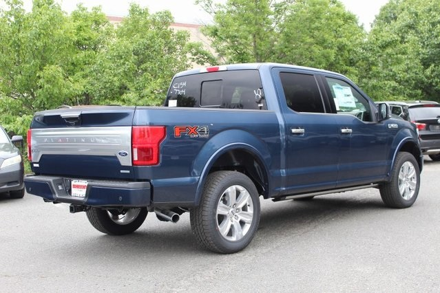 2019 F-150 SuperCrew Cab 4x4,  Pickup #GB77704 - photo 2