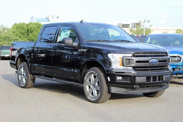 2019 F-150 SuperCrew Cab 4x4,  Pickup #GB77711 - photo 1