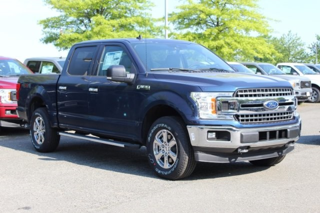 2019 F-150 SuperCrew Cab 4x4,  Pickup #GB88766 - photo 1