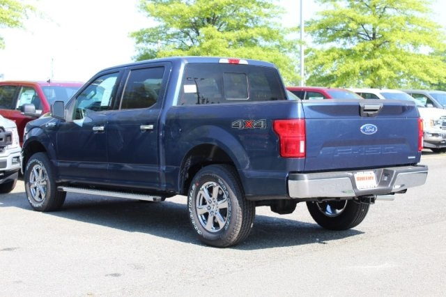 2019 F-150 SuperCrew Cab 4x4,  Pickup #GB88766 - photo 4