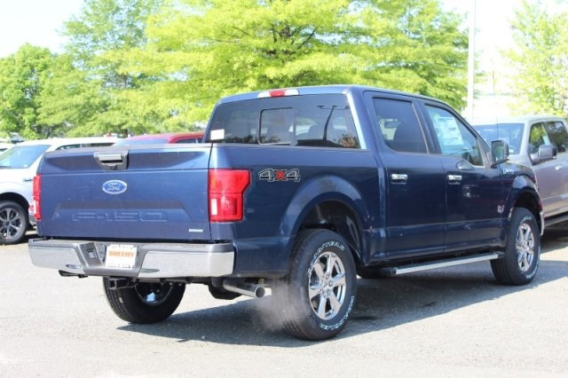 2019 F-150 SuperCrew Cab 4x4,  Pickup #GB88766 - photo 2