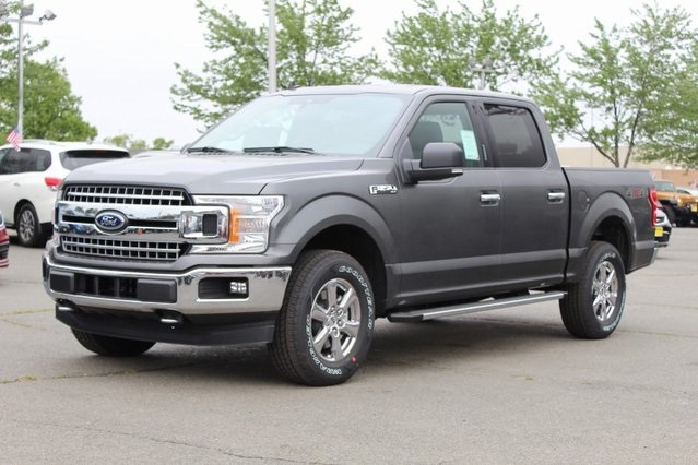 2019 F-150 SuperCrew Cab 4x4,  Pickup #GB88767 - photo 4