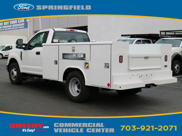 2018 F-350 Regular Cab DRW 4x2,  Reading Service Body #GB92879 - photo 2