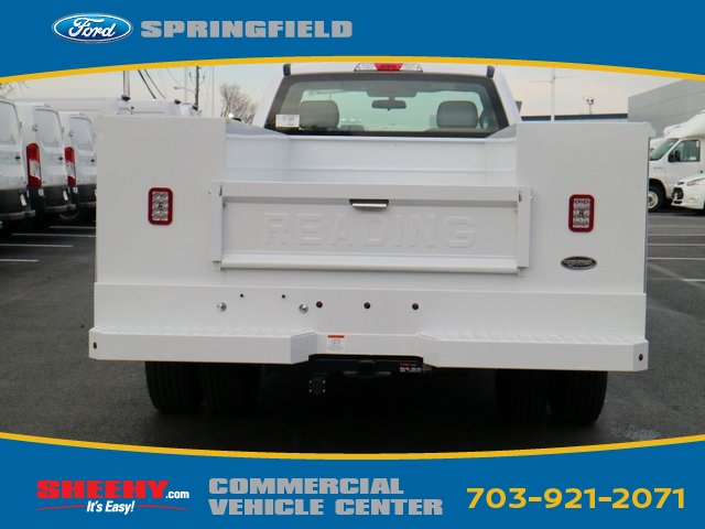 2018 F-350 Regular Cab DRW 4x2,  Reading Service Body #GB92879 - photo 4