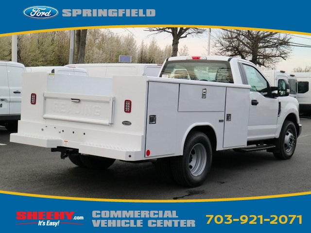 2018 F-350 Regular Cab DRW 4x2,  Reading Service Body #GB92879 - photo 5