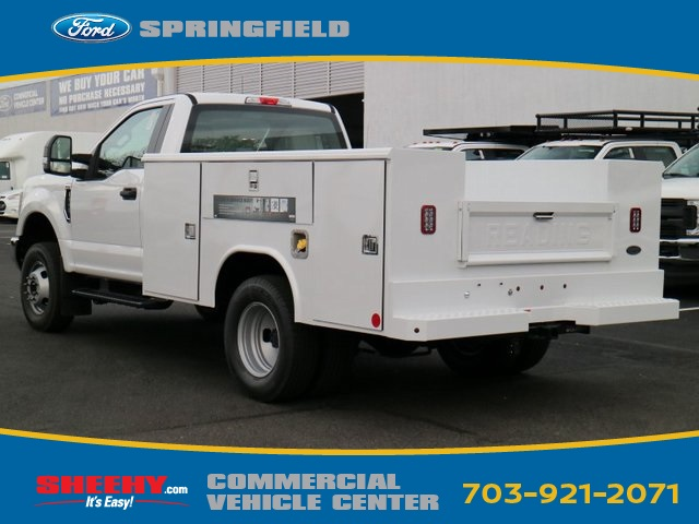 2018 F-350 Regular Cab DRW 4x4,  Reading Service Body #GB92882 - photo 2