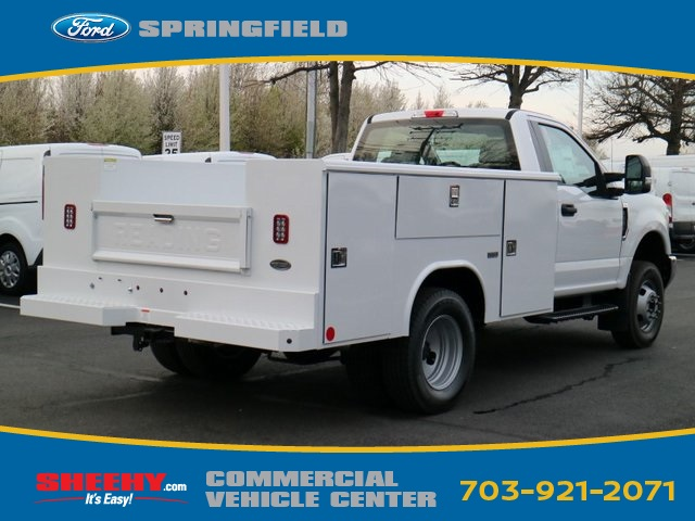 2018 F-350 Regular Cab DRW 4x4,  Reading Service Body #GB92882 - photo 5