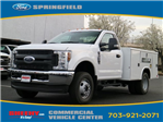2018 F-350 Regular Cab DRW 4x4,  Reading Service Body #GB92882 - photo 1