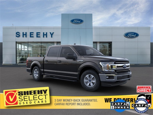 2019 F-150 SuperCrew Cab 4x4,  Pickup #GB94680 - photo 7