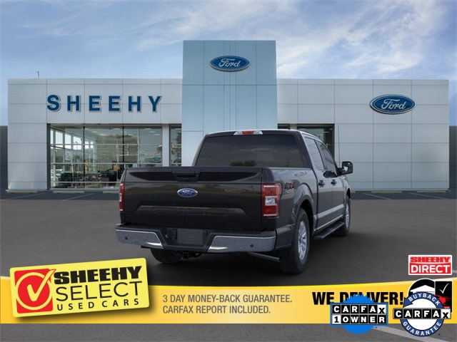2019 F-150 SuperCrew Cab 4x4,  Pickup #GB94680 - photo 8