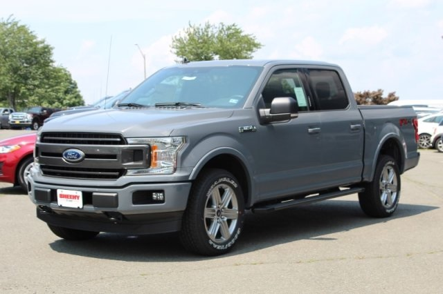 2019 F-150 SuperCrew Cab 4x4,  Pickup #GB94788 - photo 3