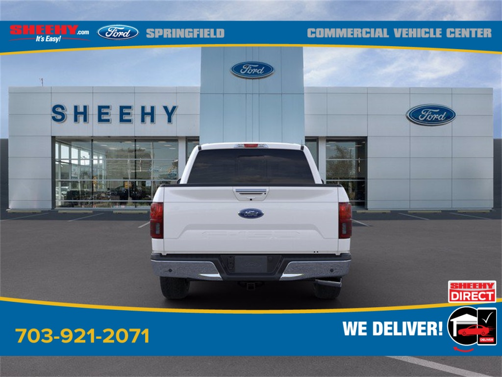 2020 Ford F-150 SuperCrew Cab 4x4, Pickup #GC00519 - photo 8