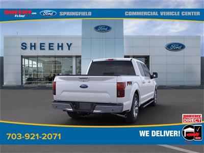 2020 Ford F-150 SuperCrew Cab 4x4, Pickup #GC00519 - photo 2