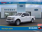 2020 Ford F-150 SuperCrew Cab 4x4, Pickup #GC00519 - photo 4