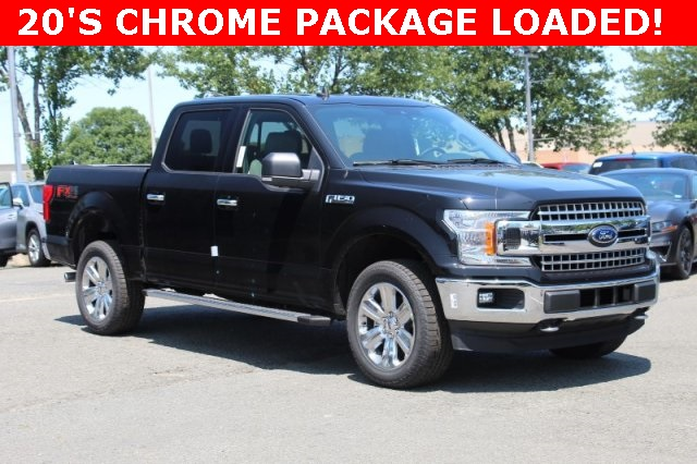 2019 F-150 SuperCrew Cab 4x4,  Pickup #GC03761 - photo 1
