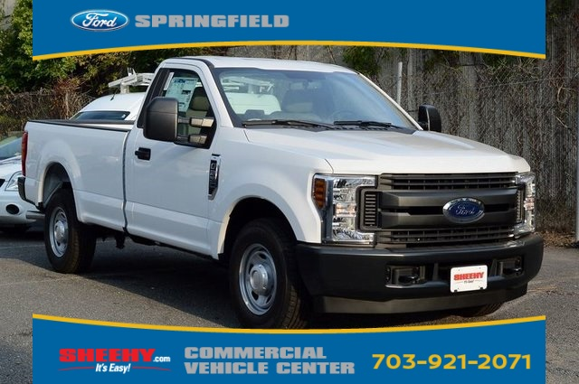 2019 F-250 Regular Cab 4x2,  Pickup #GC03923 - photo 4