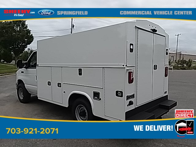 2021 Ford E-350 4x2, Knapheide KUV Service Utility Van #GC04226 - photo 3