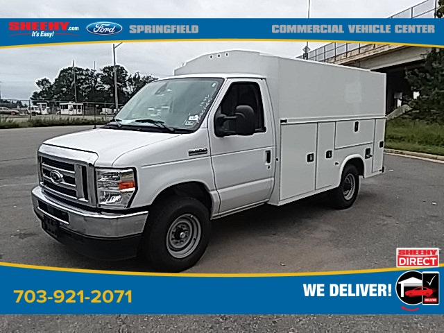2021 Ford E-350 4x2, Knapheide KUV Service Utility Van #GC04226 - photo 4
