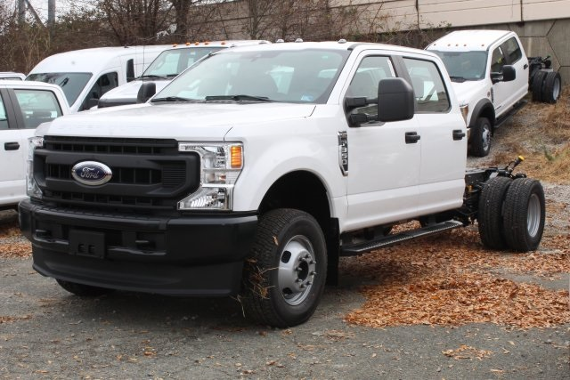 2020 F-350 Crew Cab DRW 4x4, Cab Chassis #GC11044 - photo 1