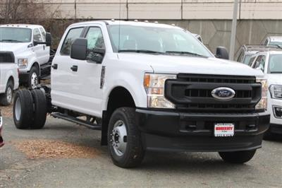 2020 F-350 Crew Cab DRW 4x4, Cab Chassis #GC11045 - photo 1