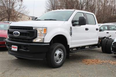 2020 F-350 Crew Cab DRW 4x4, Cab Chassis #GC11045 - photo 3