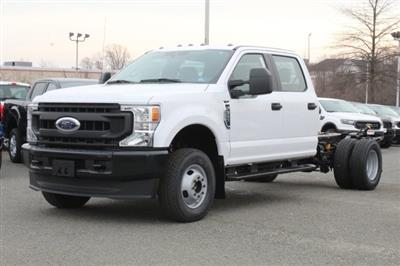 2020 F-350 Crew Cab DRW 4x4, Cab Chassis #GC11047 - photo 1