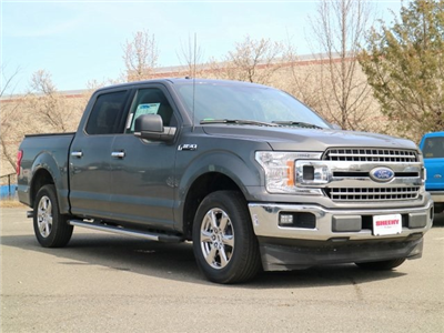 2018 F-150 SuperCrew Cab, Pickup #GC11053 - photo 4