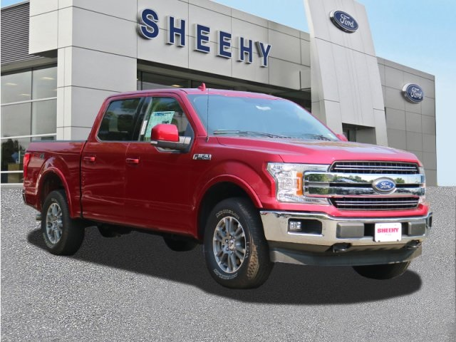 2018 F-150 SuperCrew Cab 4x4,  Pickup #GC11201 - photo 1