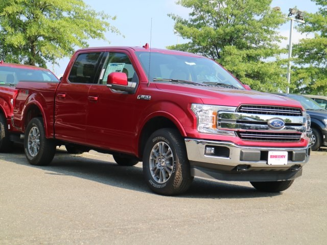 2018 F-150 SuperCrew Cab 4x4,  Pickup #GC11201 - photo 23
