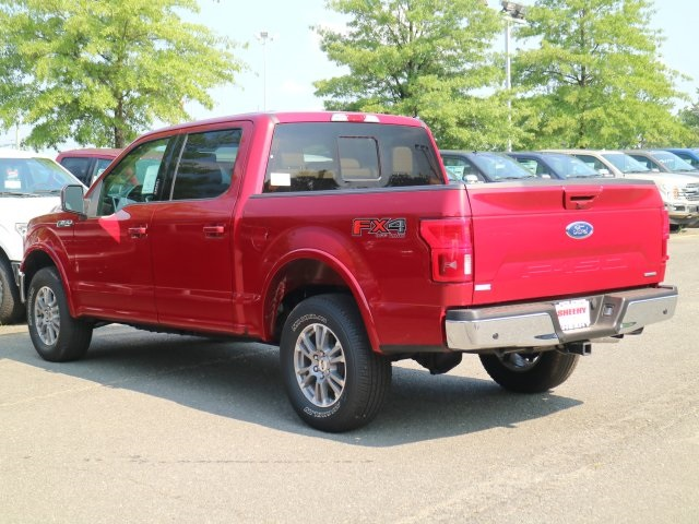 2018 F-150 SuperCrew Cab 4x4,  Pickup #GC11201 - photo 5