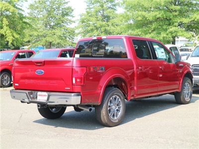 2018 F-150 SuperCrew Cab 4x4,  Pickup #GC11201 - photo 2