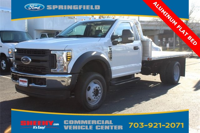 2018 F-450 Regular Cab DRW 4x4,  Cab Chassis #GC13826 - photo 2