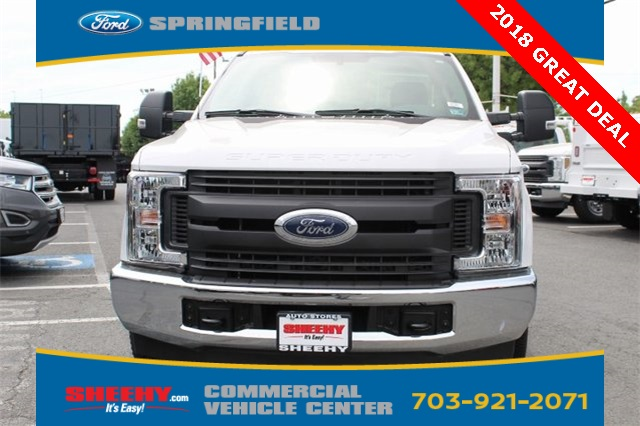 2018 F-250 Regular Cab 4x2,  Reading SL Service Body #GC14048 - photo 5