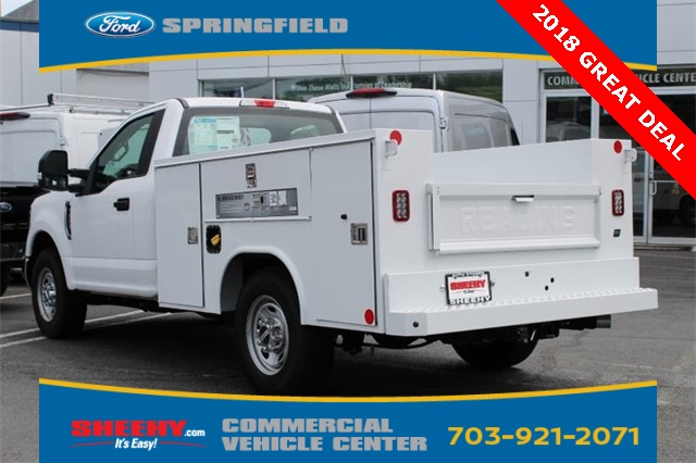2018 F-250 Regular Cab 4x2,  Reading SL Service Body #GC14048 - photo 4