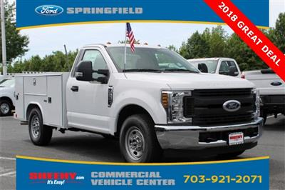 2018 F-250 Regular Cab 4x2,  Reading SL Service Body #GC14048 - photo 1