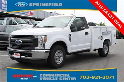 2018 F-250 Regular Cab 4x2,  Reading SL Service Body #GC14048 - photo 3