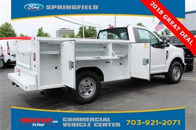 2018 F-250 Regular Cab 4x2,  Reading SL Service Body #GC14048 - photo 7