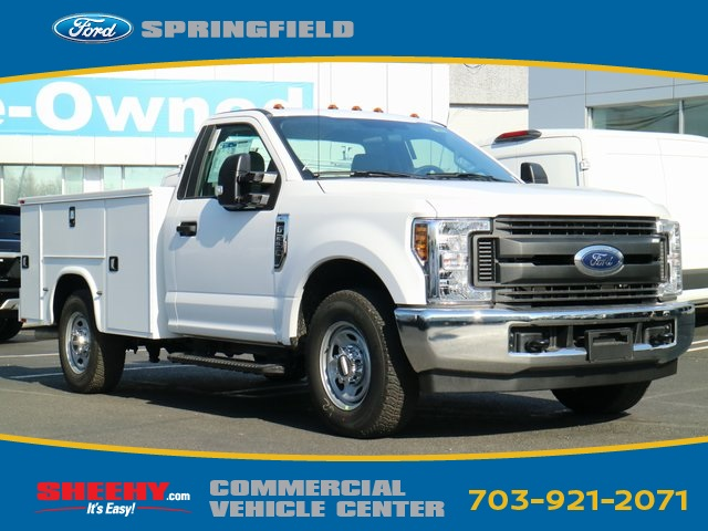2018 F-250 Regular Cab 4x2,  Knapheide Standard Service Body #GC14163 - photo 3