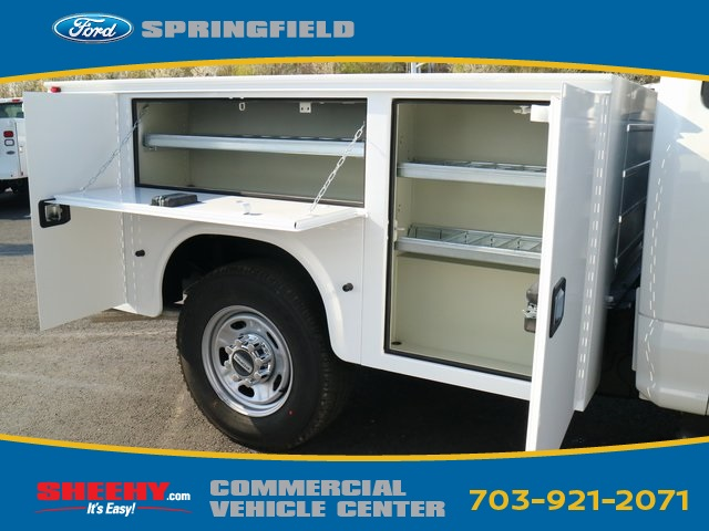 2018 F-250 Regular Cab 4x2,  Knapheide Standard Service Body #GC14163 - photo 7