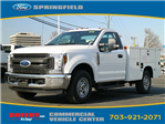 2018 F-250 Regular Cab 4x2,  Knapheide Standard Service Body #GC14163 - photo 1