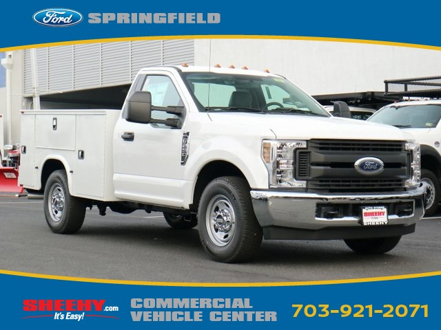 2018 F-250 Regular Cab 4x2,  Knapheide Service Body #GC14165 - photo 3