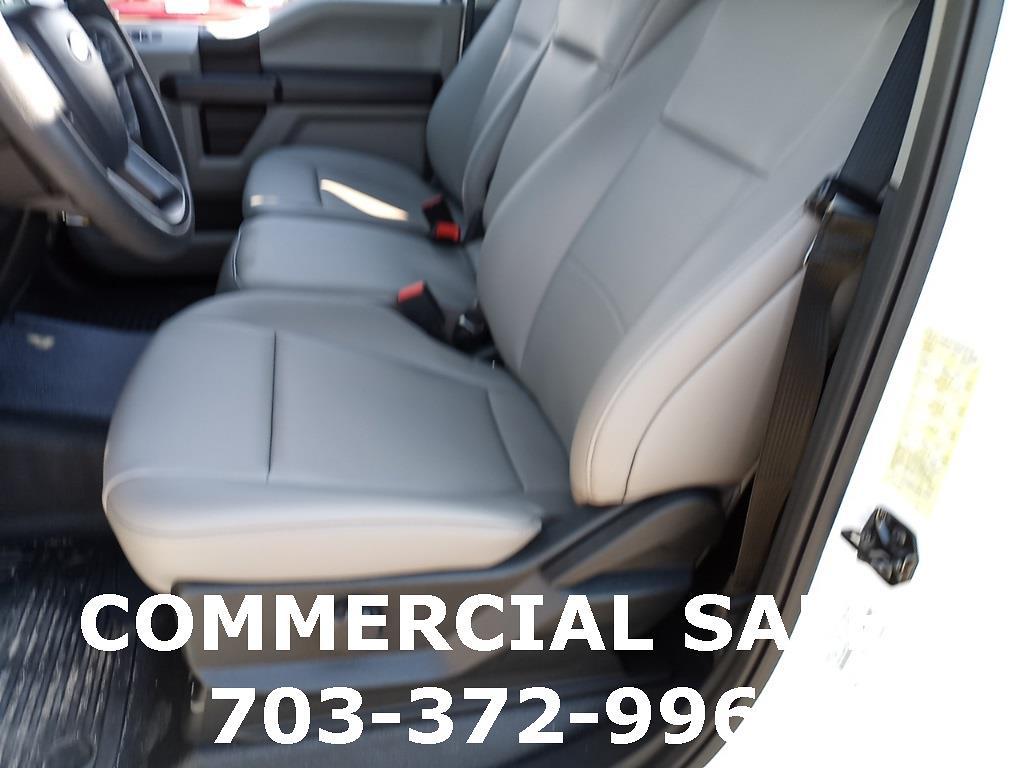 2021 Ford F-550 Regular Cab DRW 4x2, PJ's Stake Bed #GC14340 - photo 20