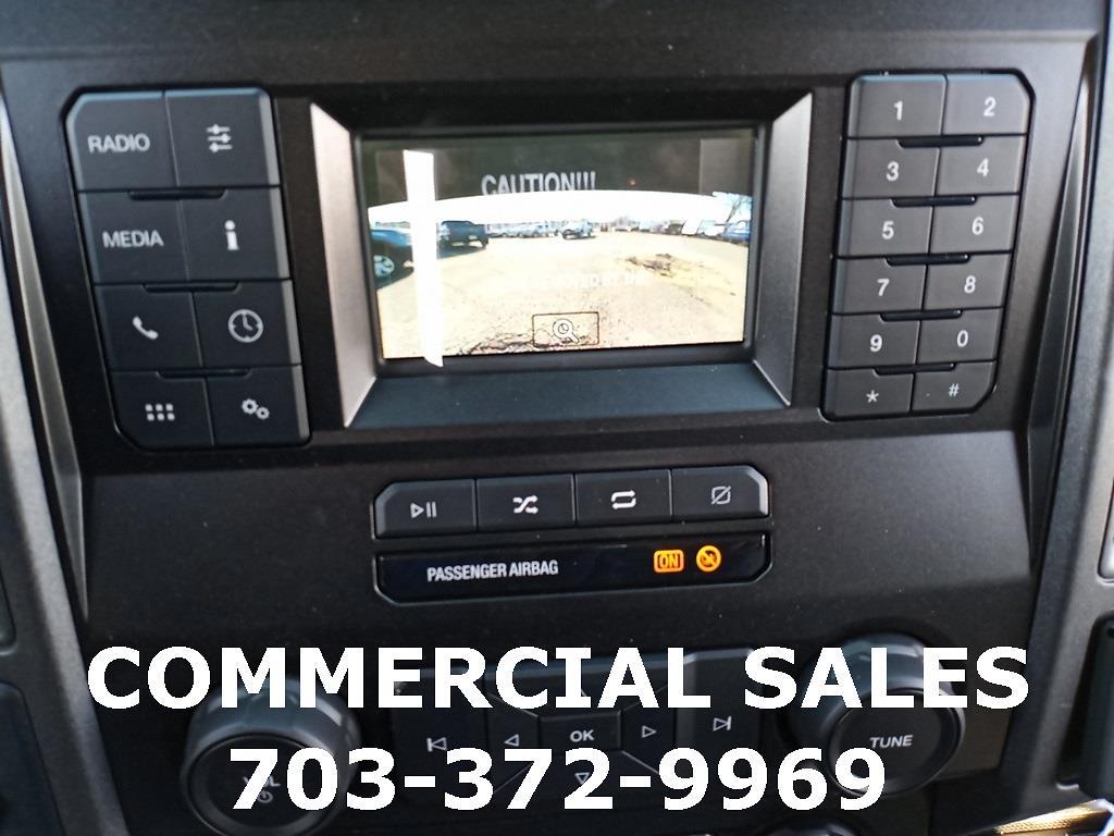 2021 Ford F-550 Regular Cab DRW 4x2, PJ's Stake Bed #GC14340 - photo 23
