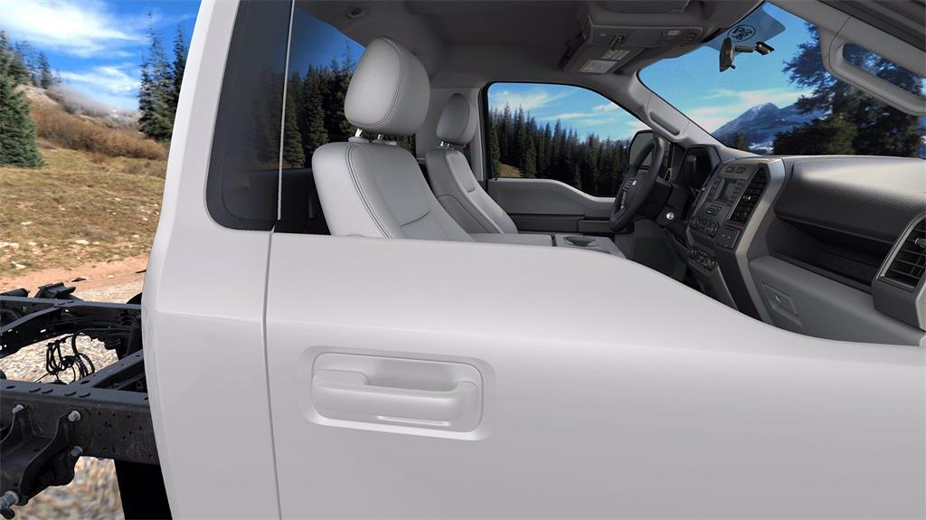 2021 Ford F-550 Regular Cab DRW 4x2, PJ's Stake Bed #GC14340 - photo 6