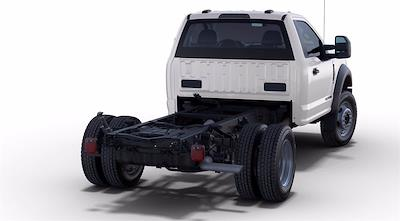 2021 Ford F-550 Regular Cab DRW 4x2, PJ's Stake Bed #GC14340 - photo 3