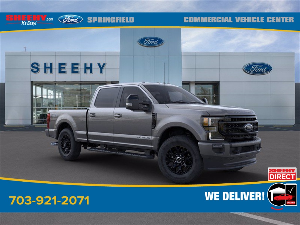 2021 Ford F-250 Crew Cab 4x4, Pickup #GC15417 - photo 1