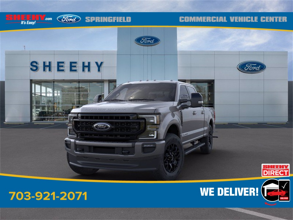 2021 Ford F-250 Crew Cab 4x4, Pickup #GC15417 - photo 5