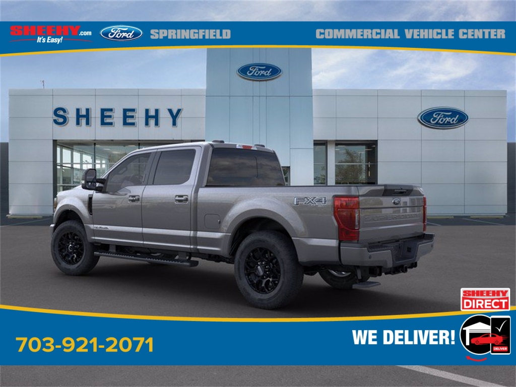 2021 Ford F-250 Crew Cab 4x4, Pickup #GC15417 - photo 7