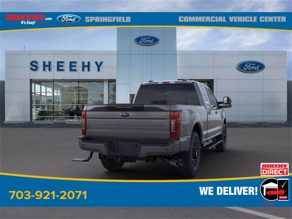 2021 Ford F-250 Crew Cab 4x4, Pickup #GC15417 - photo 2
